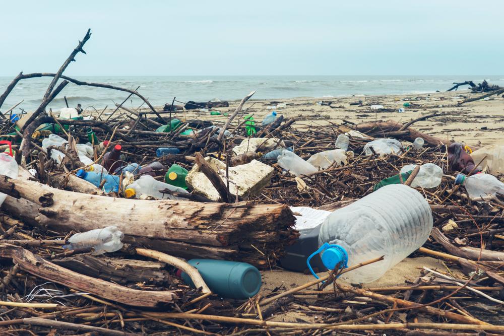 pollution emballage plastique